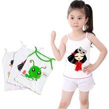 Wholesale Summer Cute Printed Girls Underwear Children