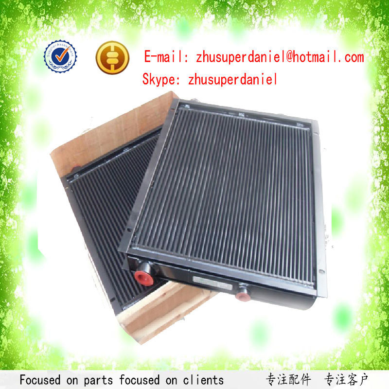 WJIER air cooler oil cooler water cooler for screw air compressor 2202854401 new premium air cooler