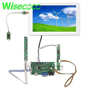 8.9 inch 1920*1200 VVX09F035M10  LCD Display with touch screen panel digitizer HDMI to VGA Controller board For Raspberry Pi
