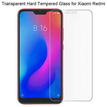 2pcs Glass For Xiaomi Mi A2 Lite Screen Protector Tempered Protective Phone Film