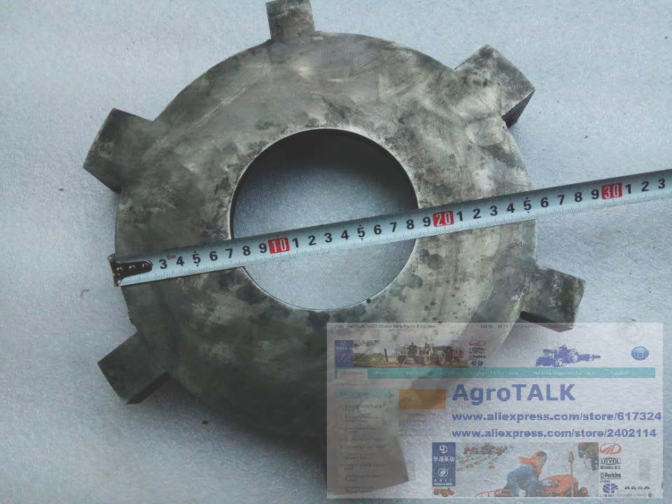 Fengshou MFS354 MFS404 tractor parts. the plate#2 of dual stage clutch, part number: