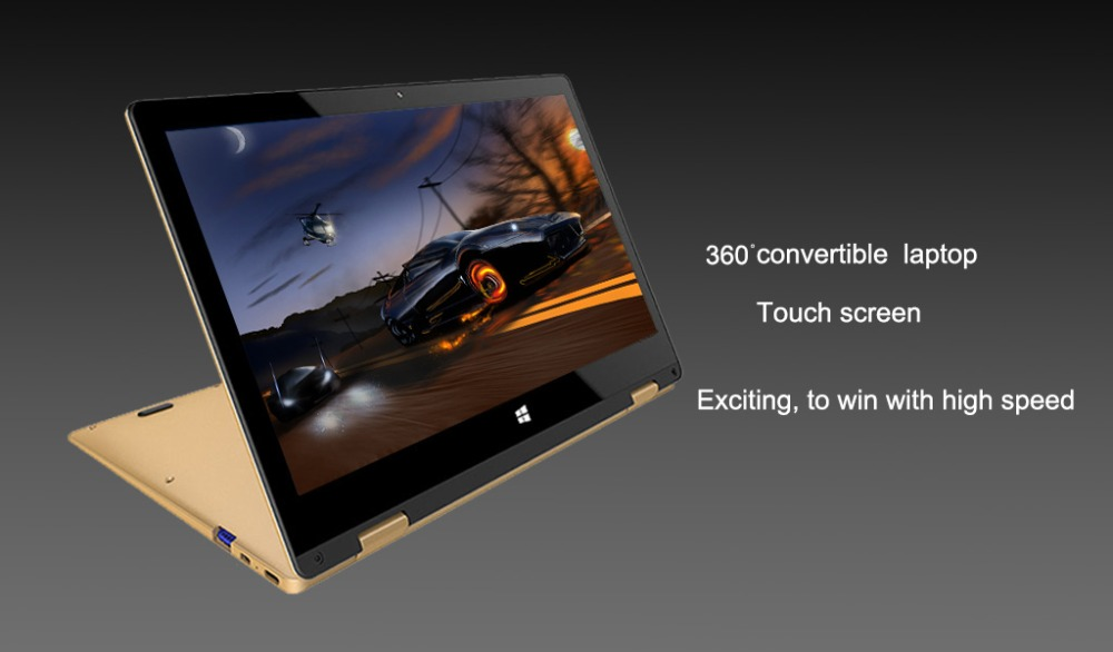 360 degree convertible laptops