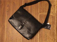 OE Classic PU Leather Commute Messenger Bag Sales Bag Flapover with Belt Timbuk Fashion Stylish Mochila El Hombre Carteira