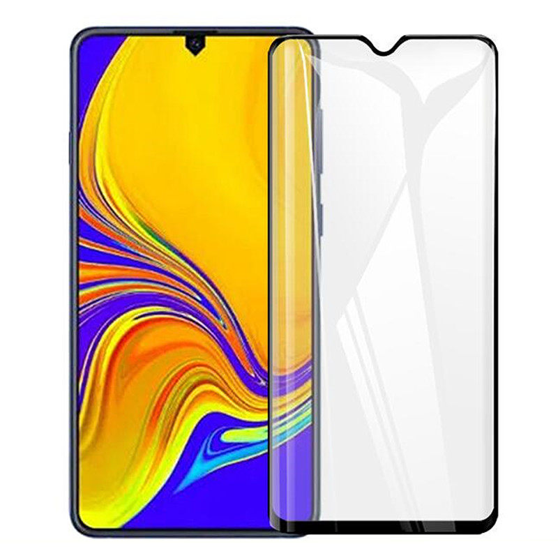 Image 2 - Tempered Protective Glass For Samsung Galaxy J4 Plus 2018 J6 Glass For Samsung A5 A6 A7 A8 Plus A9 2018 Screen Protector Film-in Phone Screen Protectors from Cellphones & Telecommunications on