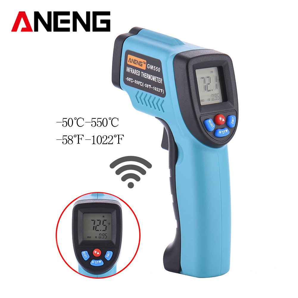GM550 Digital Infrared Thermometer Industrials