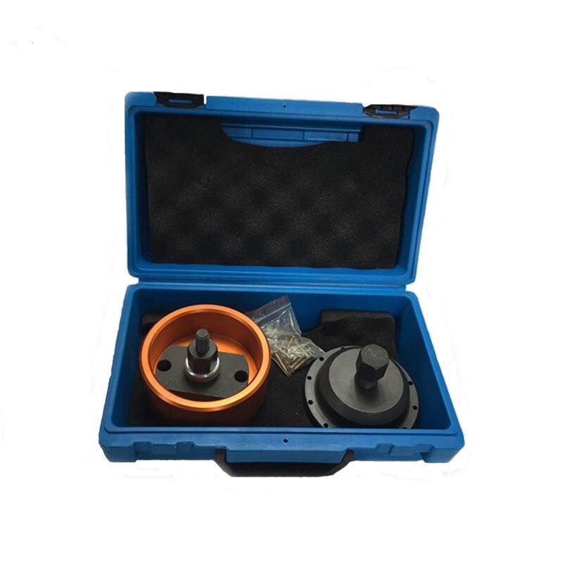 Ensemble d'outils d'installation de retrait de joint d'huile arrière de vilebrequin BMW N51 N52 N54 N55