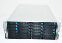 4U Chassis Hot Swap Storage Server Monitoring Chassis