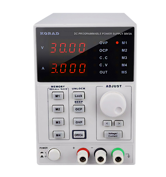 KA3005D programmable DC power supply  0~30V 0~5A