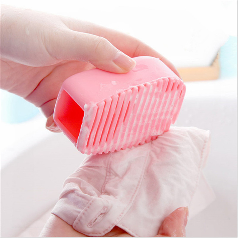 Venta caliente de mano de Mini Cepillo De Limpieza Flexible Antideslizante Mator