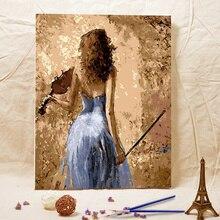 torre de la pintura de la decoracin para el hogar digital ltimo regalo arte de diy