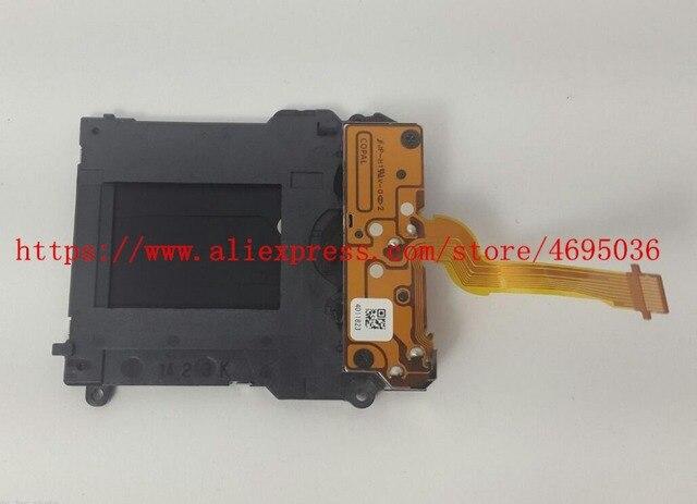 소니 SLT A33 A55 A37 A35 A58 카메라 용 블레이드 커튼 수리 부품이있는 새로운 셔터 플레이트 셔터 그룹