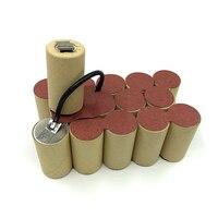3000mAh for Pro Work 18V Ni MH Battery pack CD for self installation