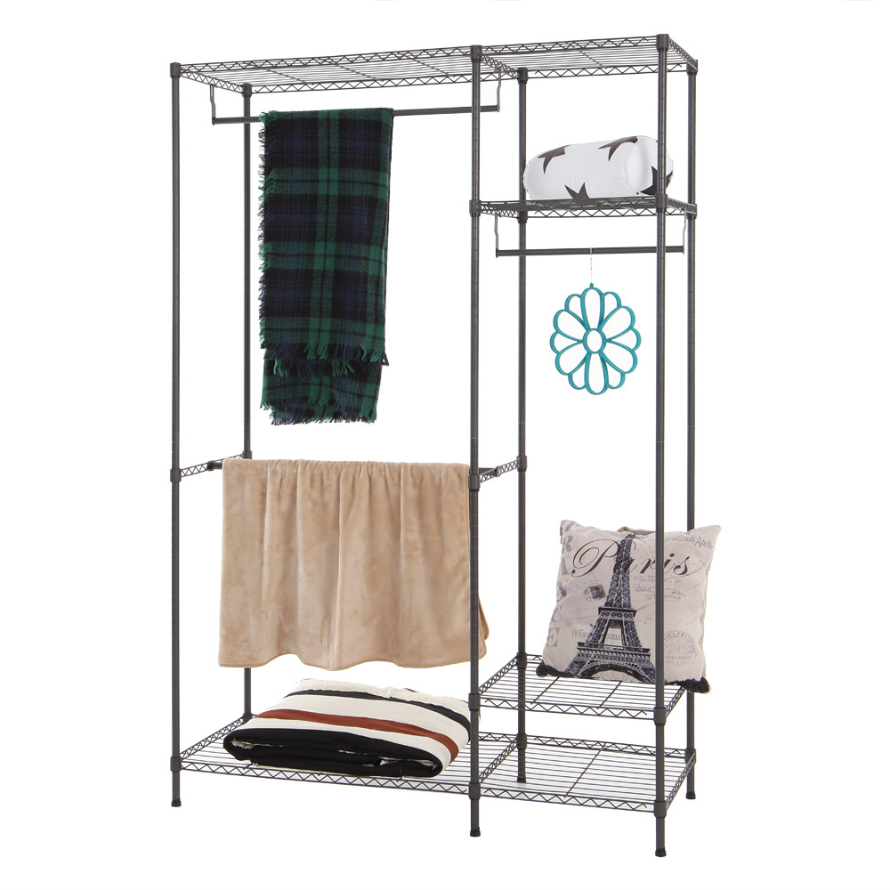 with wardrobe your wood pipes racks clothing clothes and freestanding rack check keep in stand