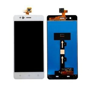 Image 5 - 5.0 cal wyświetlacz LCD dla BQ Aquaris M5 LCD z ekranem dotykowym digitizer komponentów dla BQ Aquaris M5 telefon części naprawa części + narzędzia