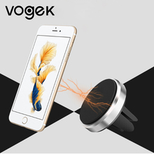 Vogek Magnet Mobile Phone Holder Air Vent Mount Holder for P