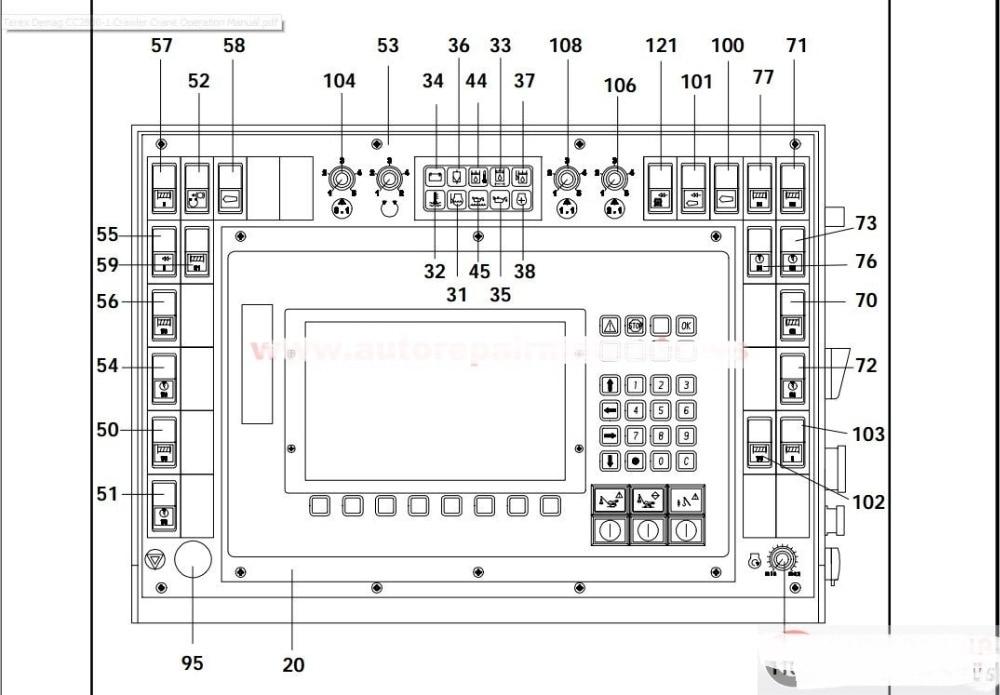 Terex Excavator Ignition Wiring Diagram Ingersoll Rand Wiring – Lull Alternator Wiring Diagram