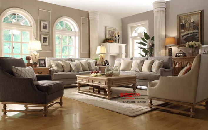 European French Country Style Coffee Table Living Room Coffee Table Can Be  Customized Wood Coffee Table In Nail Tables From Furniture On  Aliexpress.com ...