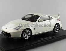 * 1:18 Nissan Fairlady Z Type 380RS Sport Car Coupe Metal Model Car Gifts Car Kits Simulation Model Limited edition Miniatures