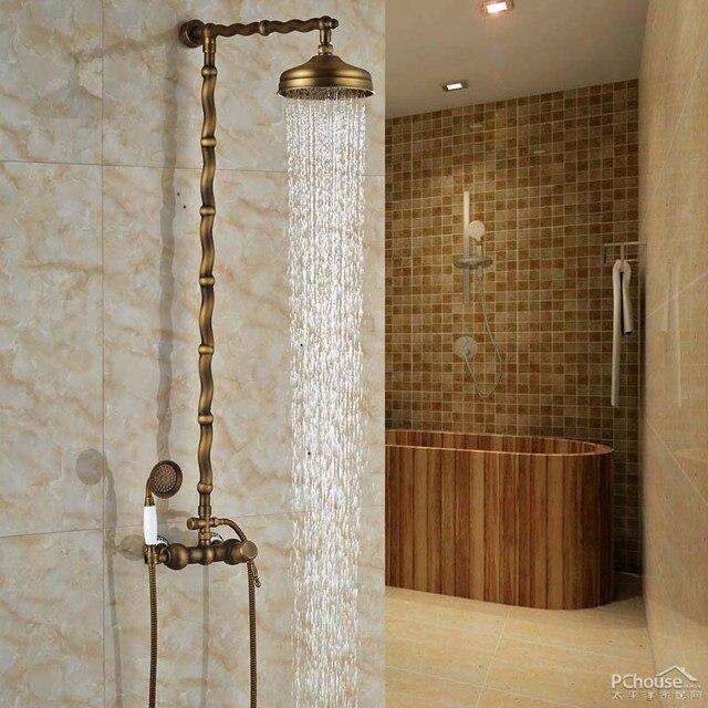 Fashionable Slide Bar Design Bathroom Faucet with 8\