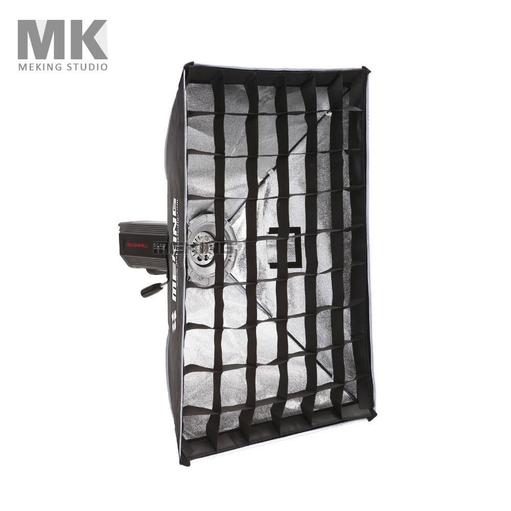 "Meking photographic honeycomb grid 60cmx90cm 24""x 36"" for softbox studio flash lighting|flash grid|grid flashhoneycomb grid flash - title="