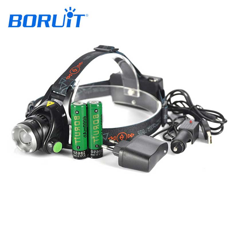 BORUIT 6000LM XML T6 LED Headlight linterna frontal headlamp Torch Protect Lamps Lantern Light 18650 Battery For Fishing Hunting sitemap 49 xml