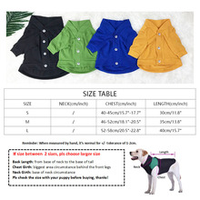 All Seasons Cardigan For Small to Medium Dogs