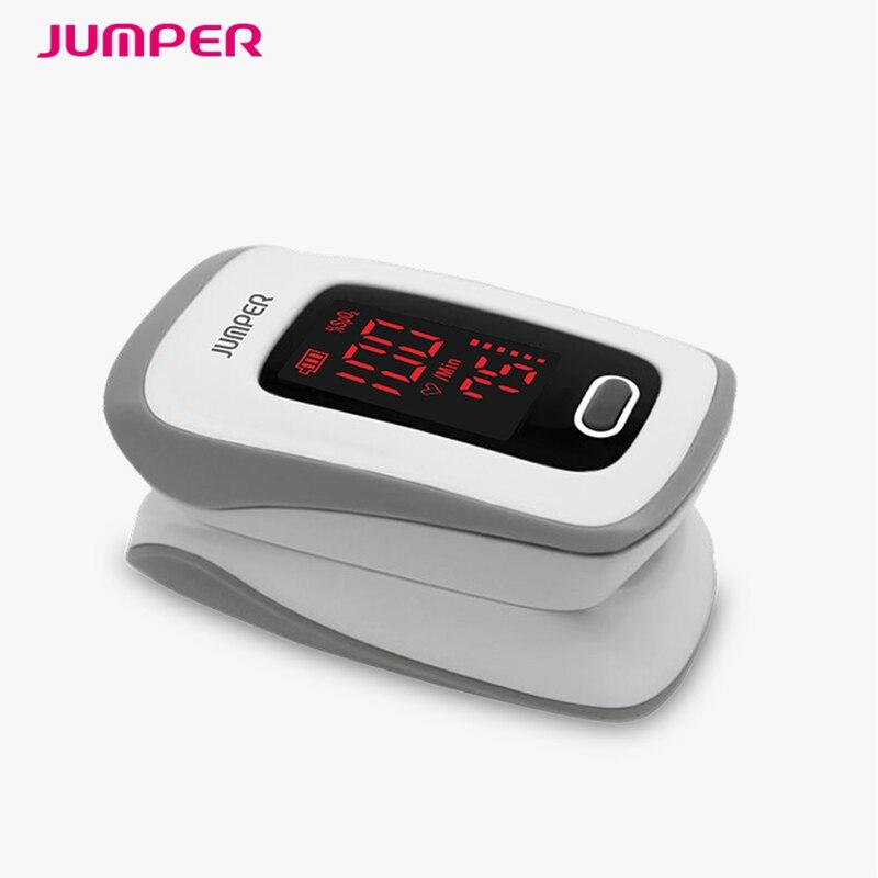 Hot Jumper oximetro dedo para JPD-500E2 Fingertip Pulse oximeter with monochrome LED display,CE&FDA oximetro de pulso pediatrico