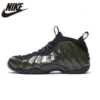 NIKE Air Foamposite One Original Mens Basketball Shoes Breathable Height Increasing High Quality Sneakers For Men
