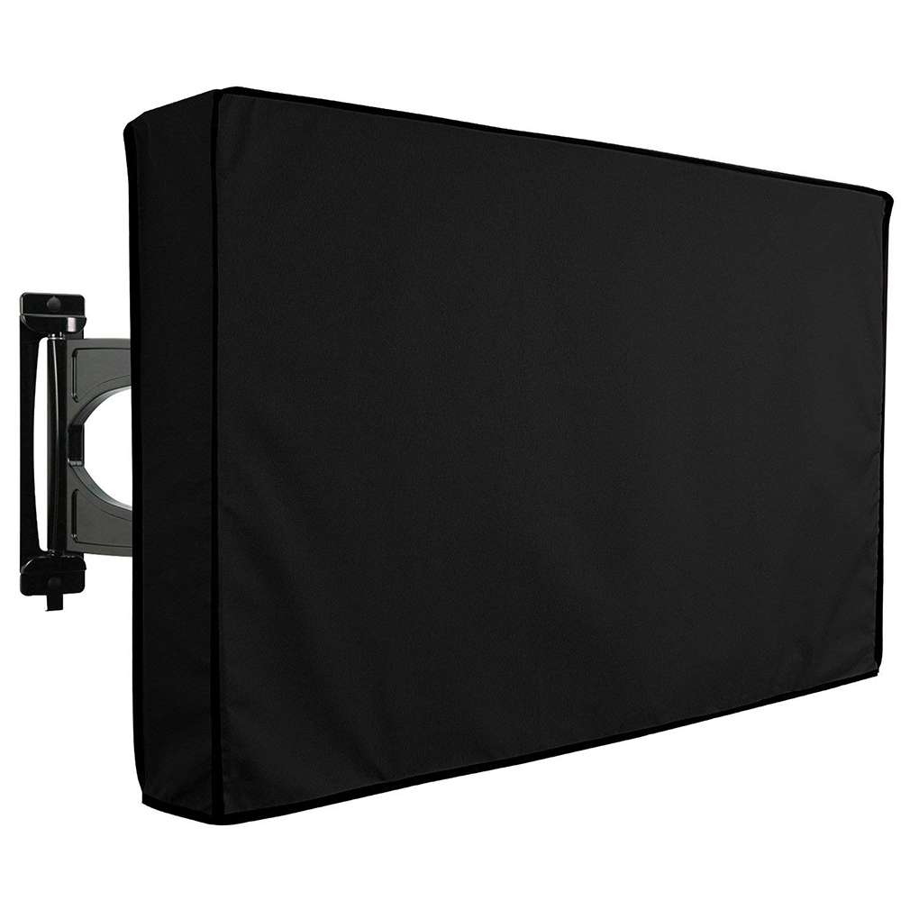 Outdoor TV Cover Weatherproof Universal Oxford Cloth Protector for LCD