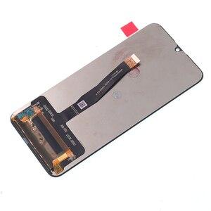 """Image 2 - 6.21 """"orijinal ekran için Huawei onur 10i HRY LX1T LCD ekran dokunmatik ekran digitizer bileşeni onur 10 I LCD onarım parçaları"""