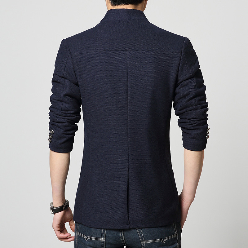 2017 Sale Costume Homme Measure Men Suit Jackets Single-breasted High Quality Coat  Blazers  1