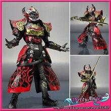 PrettyAngel подлинная Bandai Tamashii nation S.H. Фигуртс [Tamashii Web Exclusive] Kamen Rider Gaim Lord Baron экшн фигурка