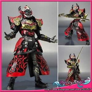 Image 1 - PrettyAngel   Genuine Bandai Tamashii Nations S.H.Figuarts [Tamashii Web Exclusive] Kamen Rider Gaim Lord Baron Action Figure