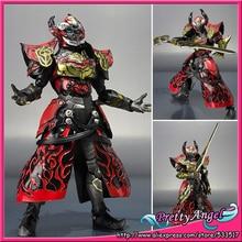 Prettyangel genuine bandai tamashii nationen shfiguarts [tamashii web exclusive] kamen rider gaim herr baron action figure