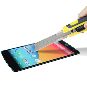 Image 4 - 2.5D Ultrathin Premium กระจกนิรภัยฟิล์มสำหรับ LG Google Nexus 5 Nexus5 D820 D821 EM01L หน้าจอป้องกันฟิล์ม