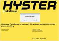 Hister Scope V1.2.66 para B222  C222  D222|hyster|scope|scope scope -