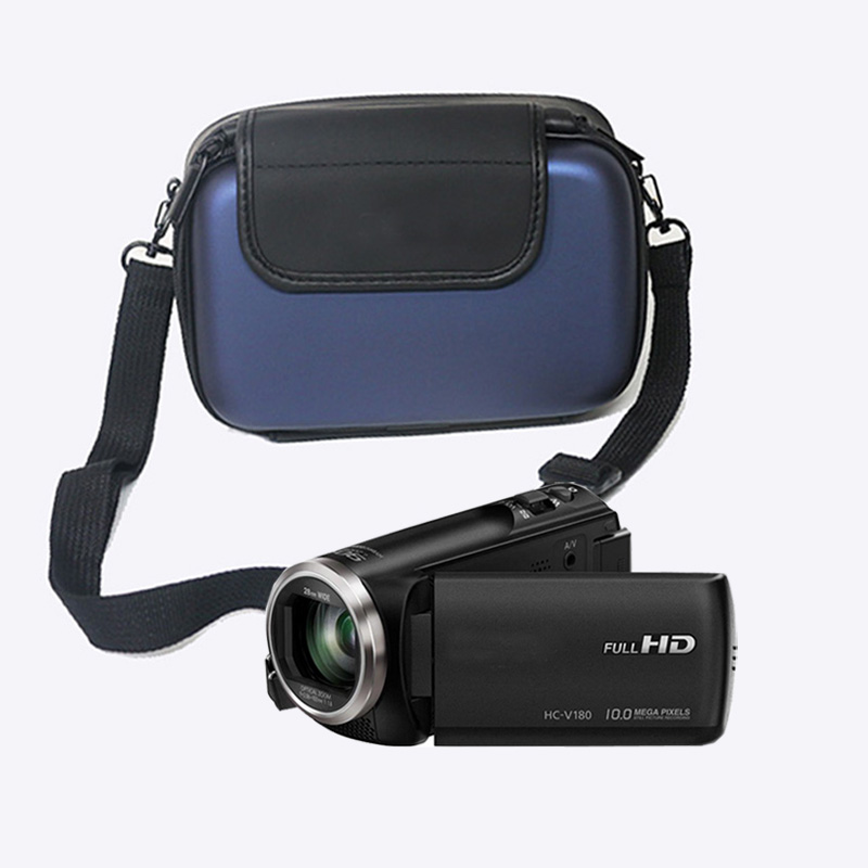 EVA Camcorder DV Case For JVC GZ R50 R10 E345 RX120 EX575 E565 R70 Digital Video Bag Pouch VX855 In Camera Bags From Consumer Electronics On