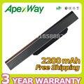 Apexway 4 cell Аккумулятор для Ноутбука Asus A31-K53 A32-K53 A41-K53 A42-K53 A43 k53s A53s K43 X43 A43B A53B К53 k53U K53B X43B