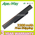 Apexway 4 cell Laptop Battery for Asus A31-K53 A32-K53 A41-K53 A42-K53 k53s A43 A53s K43 K53 k53U X43 A43B A53B K53B X43B