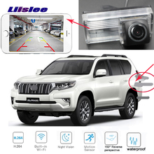 LiisLee wireless Rear View Camera PC3089 Super Hi-Vision rear camera for Toyota Land Cruiser Prado Lc200 V8 ZX