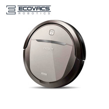 Robot Vacuum Cleaner DT85G Planned Type S Path ECOVACS Bloom S for Home 1000Pa, Sweep Vacuum Wet Mopping and Dry up