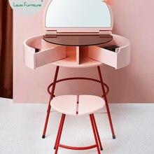 Луи моды комоды скандинавский косметический столик спальня современный простой маленький Huxing Мини Многофункциональный