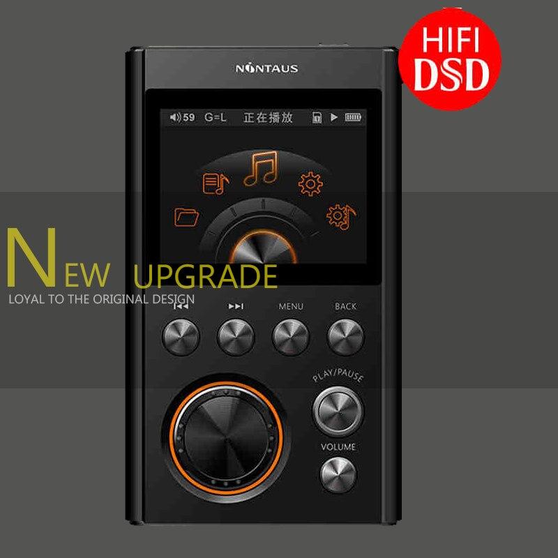 NiNTAUS X10 MP3 Lecteur DSD128 24Bit/192 khz Entrée-niveau HiFi Sans Perte Musique Portable Joueurs avec CMV Indépendant écouteur libre