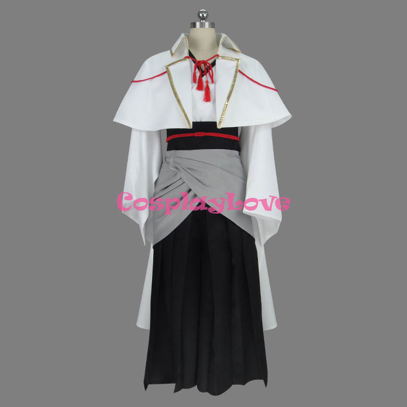 Katsugeki Touken Ranbu Saniwa Cosplay Costume Custom Made For Halloween Christmas CosplayLove