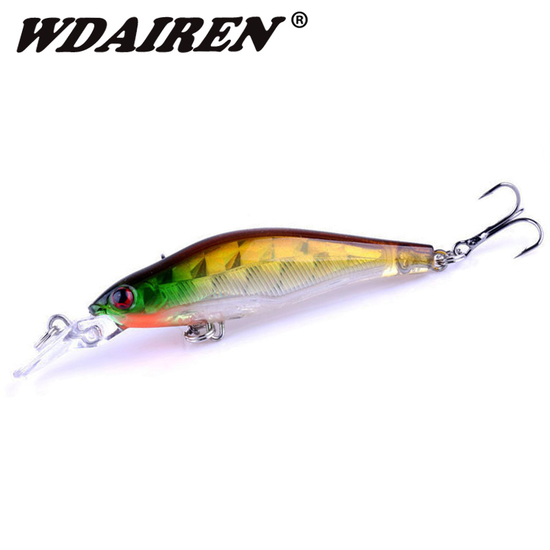 1Pcs Minnow Fishing Lure 8cm 6....