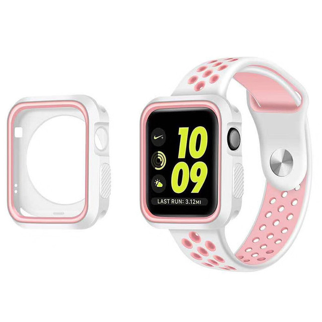 Soft TPU Case for Apple Watch 3
