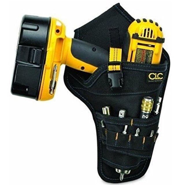 a5645e964 Profissional durável Cintos de Ferramentas De Carpinteiro Eletricista  Portátil Ferramenta Saco Bolsa de Cinto Motorista Impacto