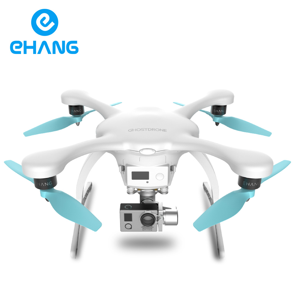 Ehang GHOST DRONE 2.0 GPS RC Drone Helicopter Quadcopter with 4K Sports camera PK DJI Phantom 3 Yuneec Breeze