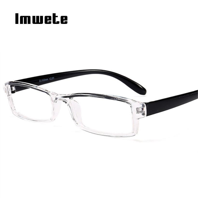 b3a9e89f527 Imwete Ultra-light Reading Glasses Men Women Anti-fatigue Glasses Classic  Resin Glasses Reader