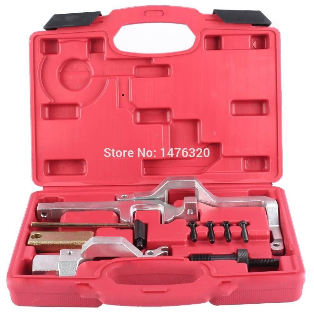Engine Timing Tool Kit For BMW N14 Mini 1.4, 1.6 N12, N14 & PSA Engine Repair Tool AT2046 engine timing tool kit for bmw n14 mini 1 4 1 6 n12 n14